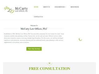 McCarty Law Offices PLC | Lawyer from Jacksonville Beach