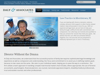 Daly & Associates | Lawyer from Morristown, New Jersey