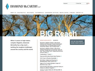 Diamond McCarthy LLP | Lawyer from Centennial, Colorado