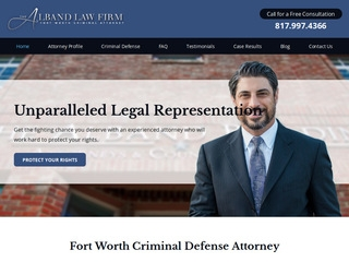 The Alband Law Firm | Lawyer from Fort Worth, Texas | Rating