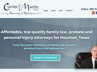 Currier & Martin | Lawyer from Houston, Texas | Rating