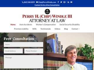 Windle Perry H III | Lawyer from Knoxville, Tennessee