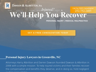 Dawson & Albritton P A  | Lawyer from Greenville, North