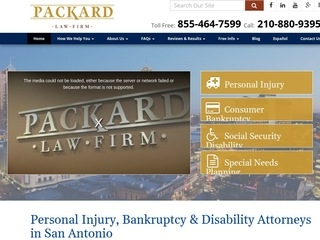Are You Searching For Up To Date Information About The The Packard Law Firm  Law Firm Situated In Texas? Below Are Both Positive And Negative Reviews  From ...
