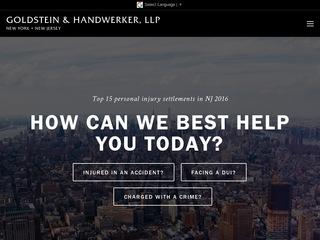 Goldstein & Handwerker | Lawyer from Springfield, New Jersey