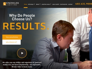 Knowles Law Firm | Lawyer from Omaha, Nebraska | Rating & reviews of