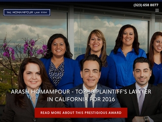 Homampour & Associates | Lawyer from Beverly Hills