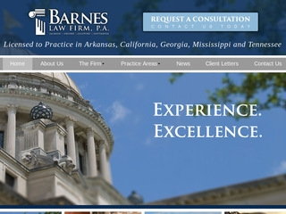 Barnes Law Firm PA | Lawyer from Gulfport, Mississippi | Rating