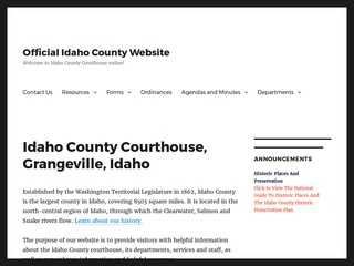 what is the legal dating age in idaho
