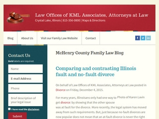 Karen Lavin Law Office | Lawyer from Crystal Lake, Illinois | Rating