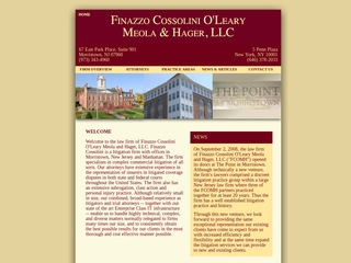 Finazzo Cossilini Oleary Meola | Lawyer from Morristown, New