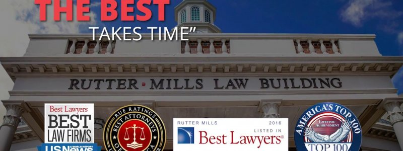 Rutter Mills LLP Focused On Admiralty Maritime Law Attorneys Automobile Accident Personal Injury Office Located At 160 W